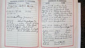 1932-diary-phone-s-birthdays